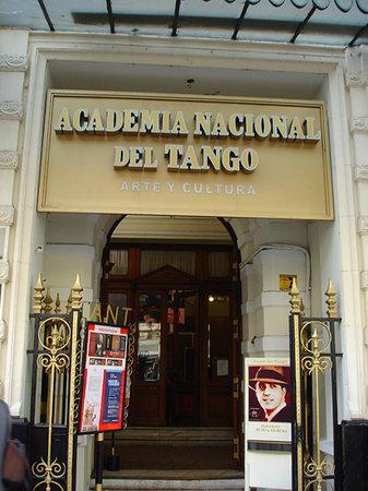 Academia Nacional del Tango