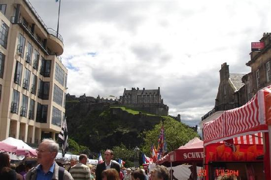 Forth View Hotel: German Markets