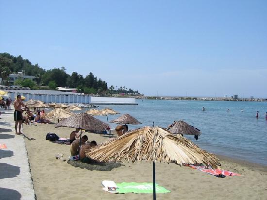 Hatay İli, Türkiye: Arsuz Beach