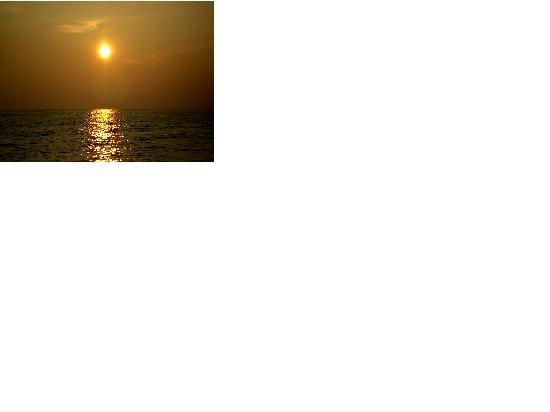 Nautical Watch Gulf Side Villas: PCB Sunset 1 Sept 2007