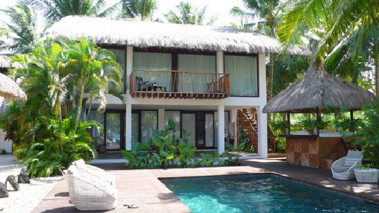 The Ananyana Beach Resort & Spa: Swimming Pool View