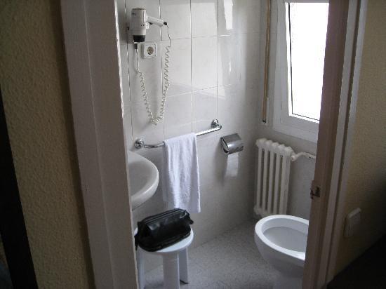 Bonanova Park: Bathroom
