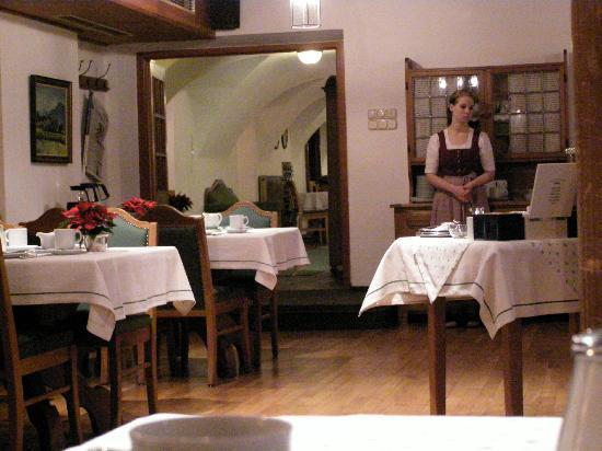 Hotel Gasthof Moosleitner: Gasthof Moosleitner. Breakfast