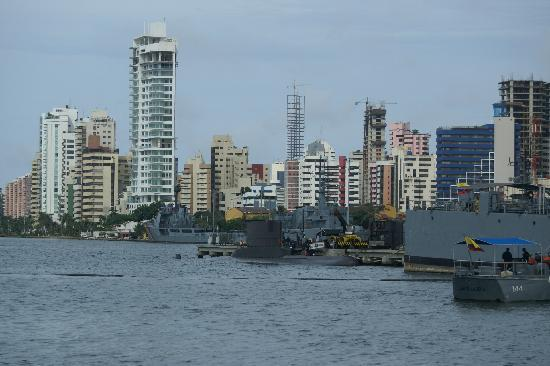 Cartagena Millennium: A view from the water