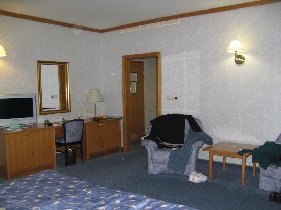 Hotel Habakuk: room