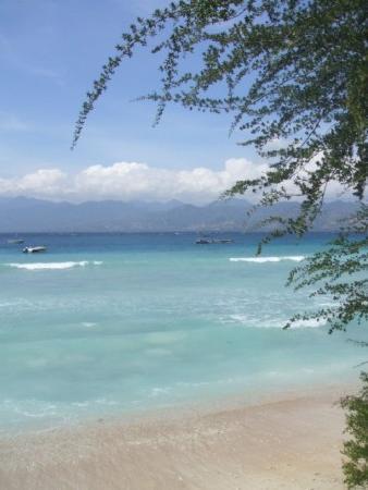 Gili Trawangan, Indonesië: First view