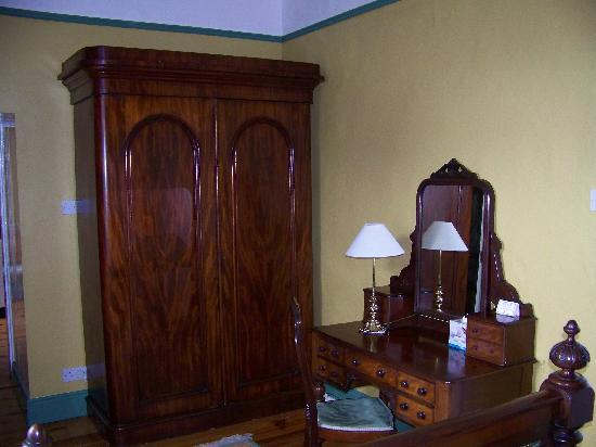 Longford, Irland: Bedroom