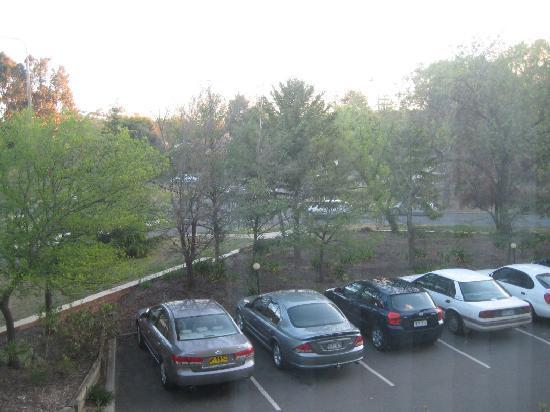 ريدجيز كابيتال هيل: View from window