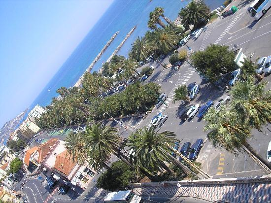 Lolli Palace Hotel: view from the roof of the hotel