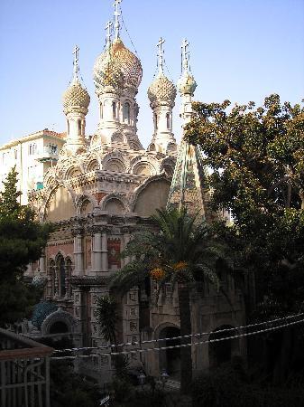 Sanremo, Italien: russian church