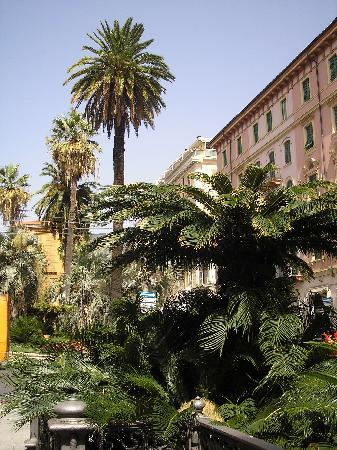 Sanremo, Italien: streets of the city