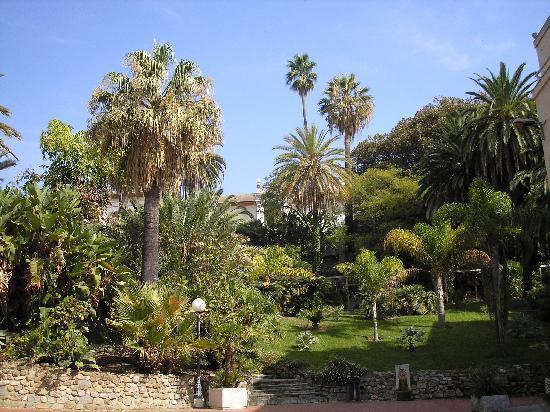 Sanremo, Italien: park