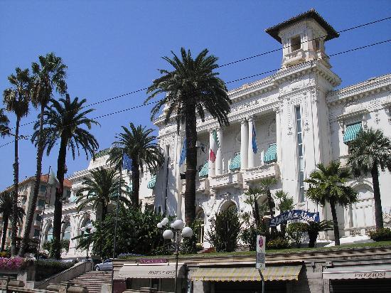 Sanremo, Italy: casino