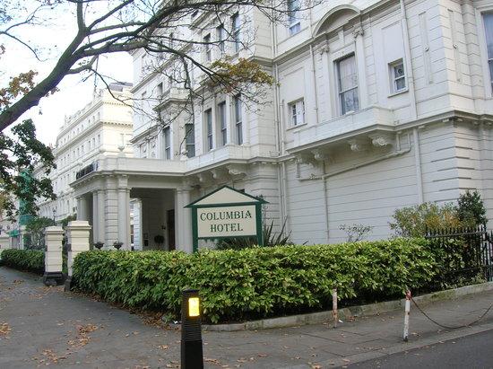 The Exterior Of The Columbia Bild Von Columbia Hotel London