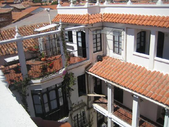 El Hostal de Su Merced: from the hotel