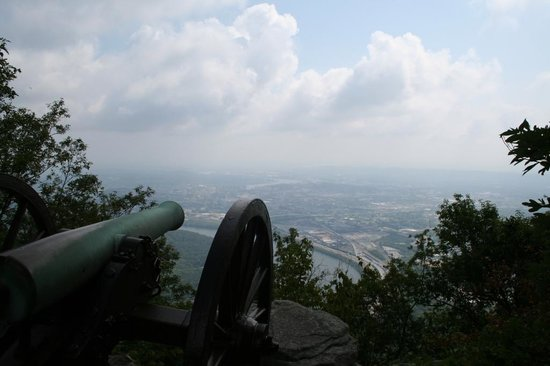 ‪Point Park - Lookout Mountain Battlefields‬