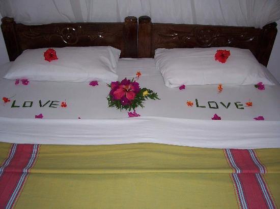 Kilifi, Kenya: Letto matrim.......