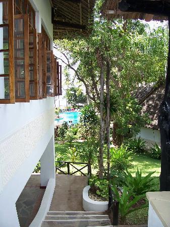 Kilifi, Kenya: all'interno del villaggio