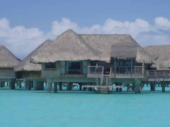 InterContinental Bora Bora Resort & Thalasso Spa: bungalows