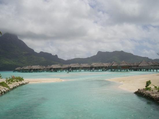 InterContinental Bora Bora Resort & Thalasso Spa: hotel