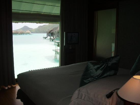 InterContinental Bora Bora Resort & Thalasso Spa: cama