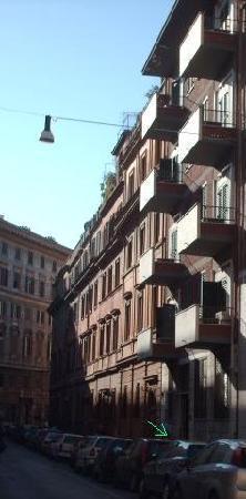 albergo giusti roma