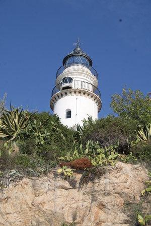 Калелья, Испания: Calella Leuchtturm