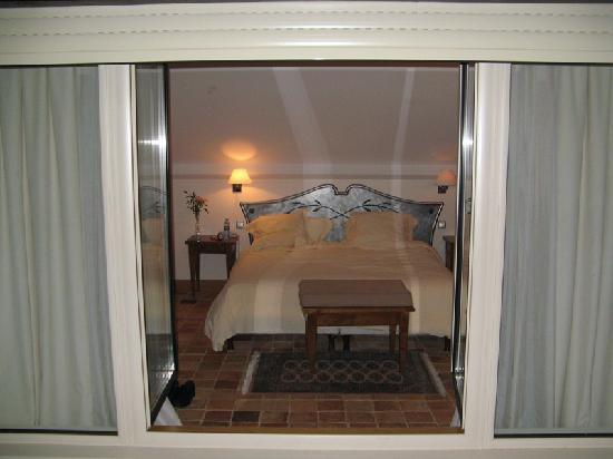 Hotel de France : main bedroom