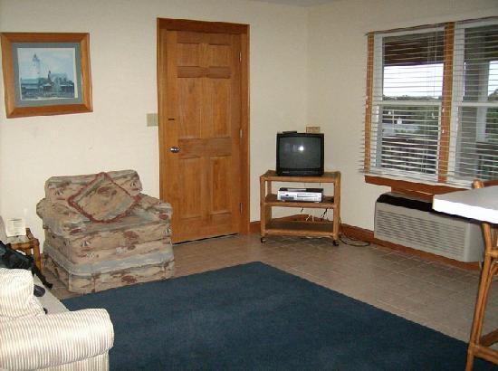 Pony Island Motel : Living Room