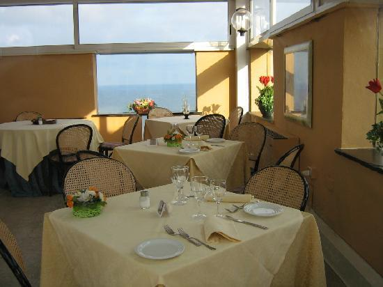 Hotel Punta San Martino: Dinning room & breakfast room