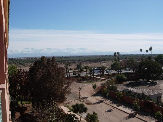 Sofitel Marrakech Lounge and Spa : Vue d'une chambre