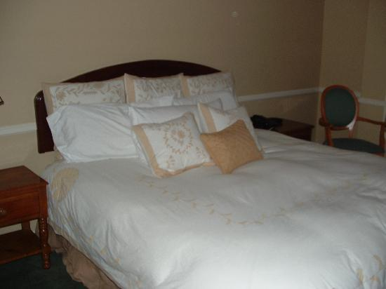 Hotel La Rose: room