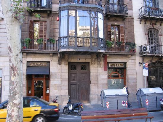 Hostal L' Antic Espai: First floor: Hostal L´Antic Espai