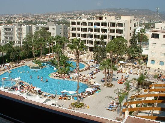 Hotel Poolview Picture Of Atlantica Oasis Hotel Limassol Tripadvisor
