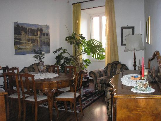 Federici Guest House: Common area