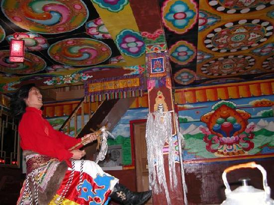 The Tibetan Dance Centre Restaurant & Bar: Tibetan Dance Centre - 1