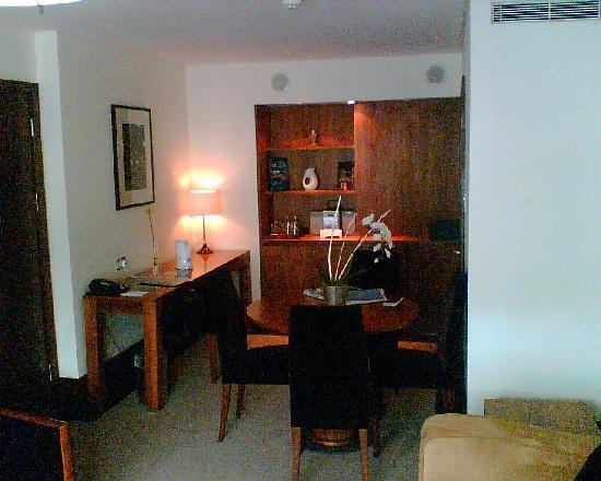 Suite Living Room Photo De Fitzwilliam Hotel Dublin Dublin Tripadvisor