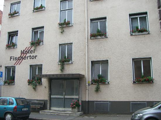 Hotel Fischertor: front 1