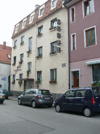 Hotel Fischertor: front 2