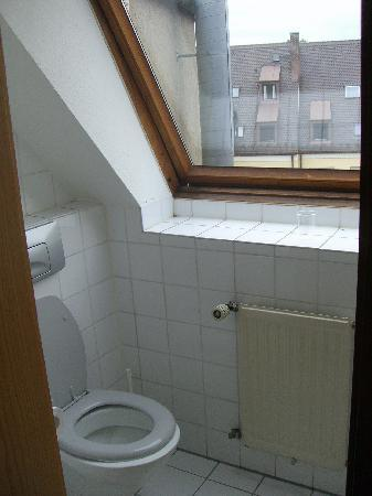 Hotel Fischertor: bathroom