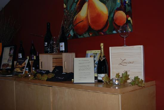 Ponzi Wine Bar : Ponzi Tasting Room