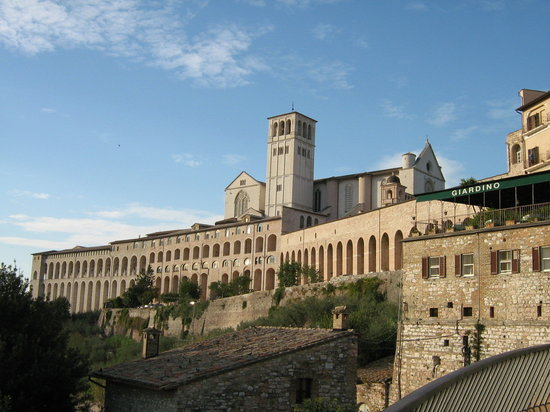 Basilica inferiore di San Francesco d'Assisi: Assisi