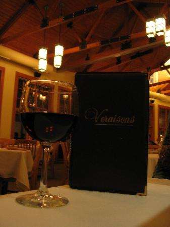 The Inn at Glenora Wine Cellars: Dining Room