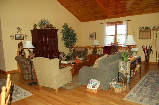 Berry Springs Lodge: All the comforts