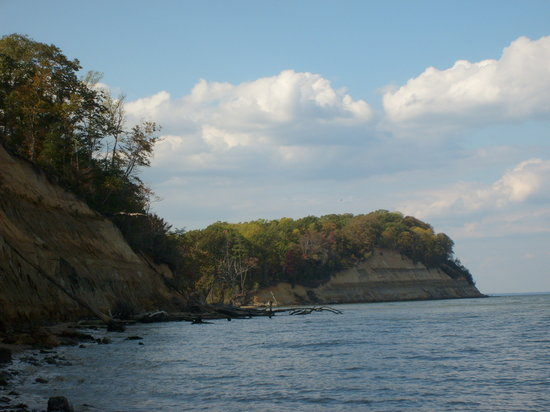 Lusby, MD: The Cliffs