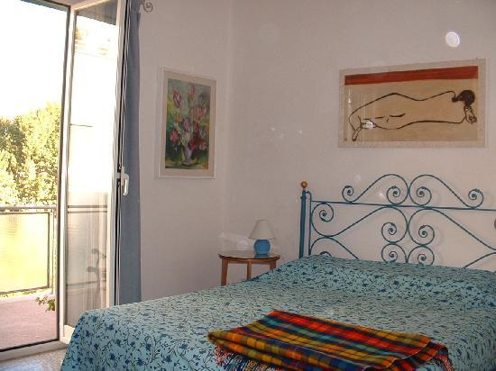 Bedroom in A casa a Testaccio B&B