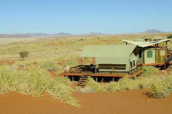 Wolwedans Dune Camp: 1