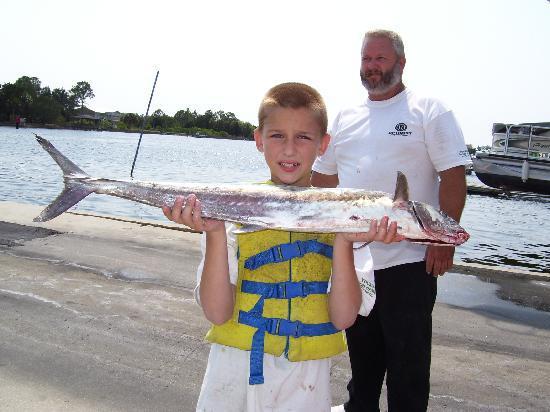 Florida: A nice Kingfish!