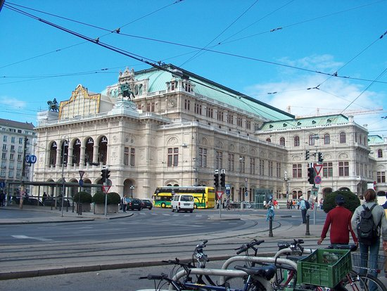 Βιέννη, Αυστρία: vienna opera house