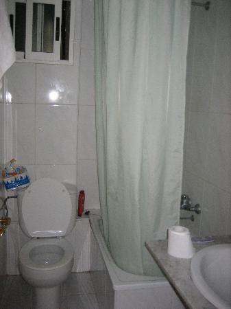 Los Peces Apartments : bathroom